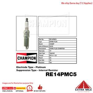RE14PMC5 Platinum Spark Plug for CHRYSLER SEBRING JS