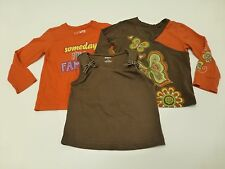 3 Shirts Disney Childrens Place Gymboree Girls 3T Shirt Lot Great Condition