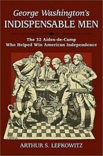 George Washington's Indispensible Men-ExLibrary
