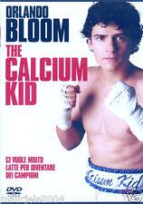 The Calcium Kid (2004) DVD NUOVO SIGILLATO Orlando Bloom. Alex De Rakoff