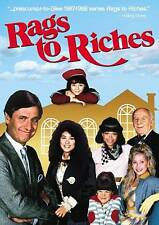 Rags to Riches: The Complete Series (DVD, 2012, 5-Disc Set) NEW