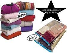 Vacuum Seal Storage Space Saver Bags, Compressed Organizer 3 PCS (Variable)