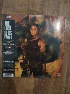 The Last of Us PART 2 Soundtrack 2 x Vinyl LP - Colour/Splatter.  Sealed.