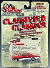 Racing Champions Classified Classics Chevrolet '67 Chevelle New On Card 2000
