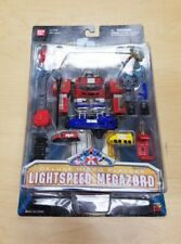 1999 Power Rangers Lightspeed Rescue Lightspeed Megazord Playset unopened