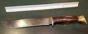 KA-BAR Fixed Blade Hunting Knife