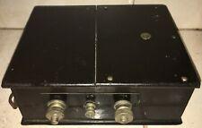 Vintage General Electric AMP Meter