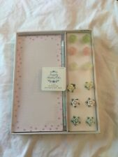 BRAND NEW SIMPLY SHABBY CHIC  NOTE PAD ACCESSORY SET