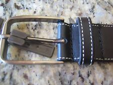 BNWT Martin Dingman Made by Hand in America, Leather Belt size 38