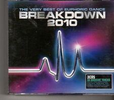 (GC46) VBO Euphoric Dance Breakdown 2010, 3CD  - 2010 CD