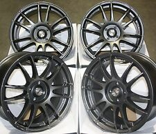 "15"" GM SUZUKA ALLOY WHEELS FITS FORD ESCORT FIESTA MONDEO FUSION B MAX COUGAR"