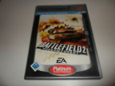PlayStation 2  PS 2  Battlefield 2: Modern Combat (Platinum)