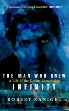 The Man Who Knew Infinity: Life of the Genius Ra... by Kanigel, Robert Paperback