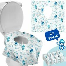 Pirate Toilet Seat Covers Disposable | Disposable Toilet Seat Covers for Kids
