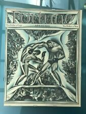 Fortune Magazine April 1931 Cover Framed Beautiful Art Deco