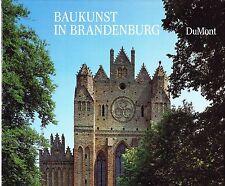 Baukunst in Brandenburg - Marion Gräfin Dönhoff - DuMont 1992