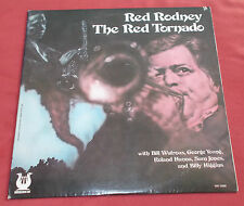 RED RODNEY LP ORIG US THE RED TORNADO MUSE RECORDS