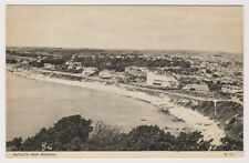 Cornwall postcard - Falmouth from Pendinnis (A853)
