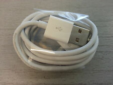 100% GENUINE Apple USB Cable iPad 1 2 3 iPhone 4 4S 3GS Ipod charger sync lead