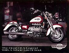 1997 HONDA GL1500C VALKYRIE MOTORCYCLE BROCHURE -GL 1500 D-VALKYRIE F6C-GL1500