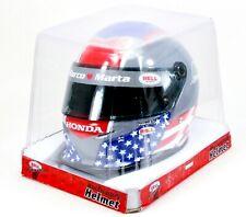 Indy Car 1/2 Marco Andretti 2017 Bell Honda 500 Helmet RARE Marta Wedding Visor