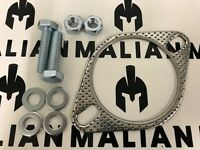 """3"""" Performance Exhaust flange gasket + Fitting Kit, Universal, M10 Nuts + Bolt"""