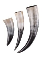 1 x New-Natural-Viking-steins-Drinking-Horn-mug-for-beer-ale-wine