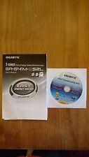 GIGABYTE GA-G41M-ES2L, User's Manual, Handbuch mit Treiber CD