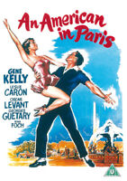 An American in Paris DVD (2003) Gene Kelly, Minnelli (DIR) cert U ***NEW***