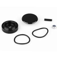 Black Rear Wiper Block Off Delete Plug Grommet Cap for Honda Acura Integra RSX
