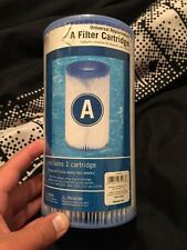 A Filter Cartridge, Universal Replacement Pool Filter