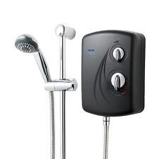 Electric Shower - Triton Cara Black 9.5kW (Madrid, Seville, Enrich)