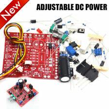 0 30v Diy Kit Fstudy Adjustable Dc Power Short Circuit Current Limit Protection