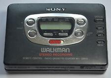 Sony Walkman WM-GX612  Auto Reverse Personal Cassette Recorder AM/FM UNTESTED