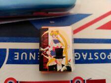 Sailor Moon VINTAGE 90`S GOMA ERASER KESHI GOMU MADE IN JAPAN SEIKA NOTE