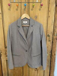 Noa Noa Summer Lightweight Grey Cotton Jacket M
