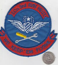 US Army Aviation Squadron Patch Helicopter I Co 3RD AVN REGT 'WE KEEP EM FLYING'