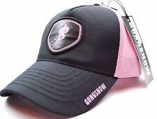 "Gongshow Women's ""Dummy Breast Cancer"" BCA Hockey Cap Hat  OSFM"