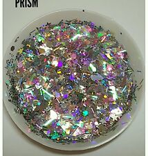 Nail glitter PRISM 5g pot for acrylic/ gel