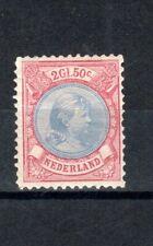 Netherlands 1893 2g.50 MH MH