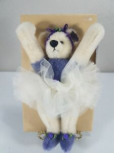 Annette Funicello Collectable Bear - Antoinette