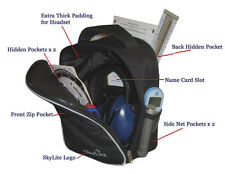 Genuine Skylite Professional Pilot Aviation Headset Carry Bag