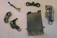 Suzuki T 125 Stinger Miscellaneous Plates Hold Down