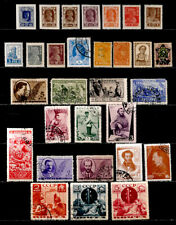 RUSSIA: CLASSIC ERA STAMP COLLECTION WITH UNUSED & NEVER HINGED