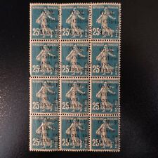 COLONY CILICIA SEMEUSE No.101 x12 VARIETY OVERLOAD A HORSE NEUF LUXE MNH