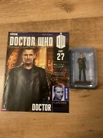 Eaglemoss Doctor Who figurine collection - #27: THE NINTH DOCTOR (boom town)