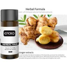 20ml Natural Extract Hair Rapid Growth Anti Loss Essence Serum Oil Men Women
