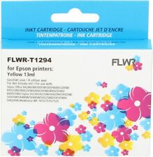 FLWR T1294 Yellow Compatible Cartridge for FLWR Epson NON OEM
