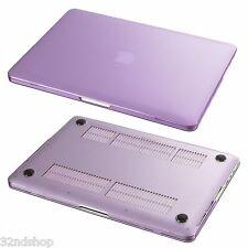 "Clear Hard Shell Case Cover Skin Apple MacBook Air, Pro, Retina 11"" 13"" 15"""