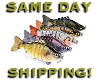 Bionic Swimming Lures Fishing Baits for All Kinds of Fish Free Shipping A+Bs